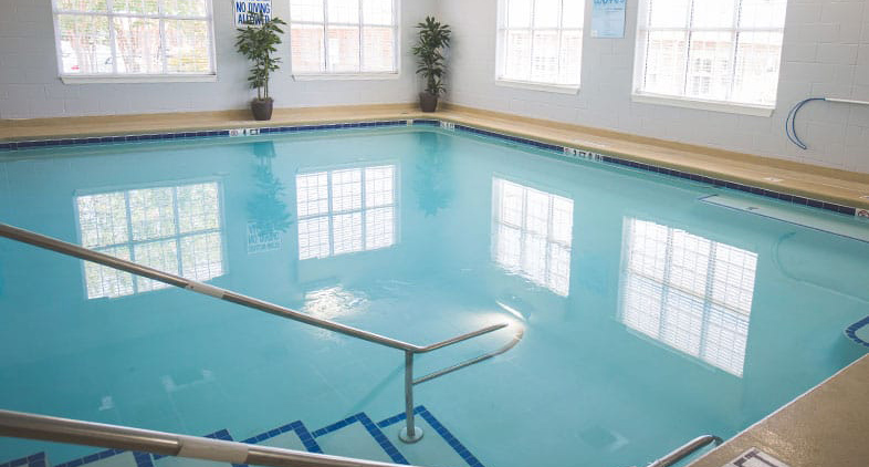 Summit Hills Indoor Pool