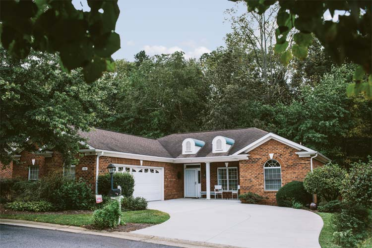 Cottage Homes at Summit Hills