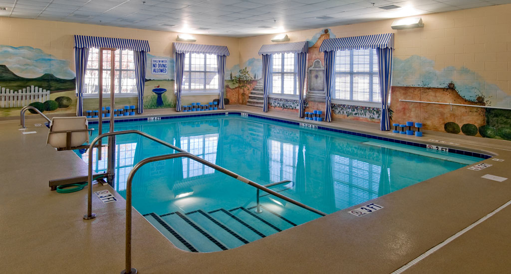 Summit Hills Heated Indoor Pool